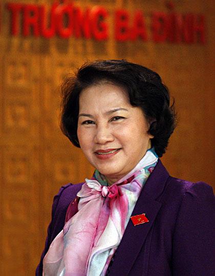 Chủ tịch Quốc hội khóa XIV