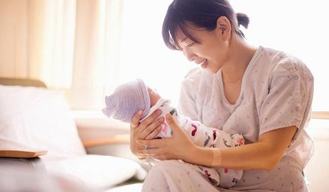 Hưởng chế độ thai sản trong năm 2018 theo Luật Bảo hiểm xã hội
