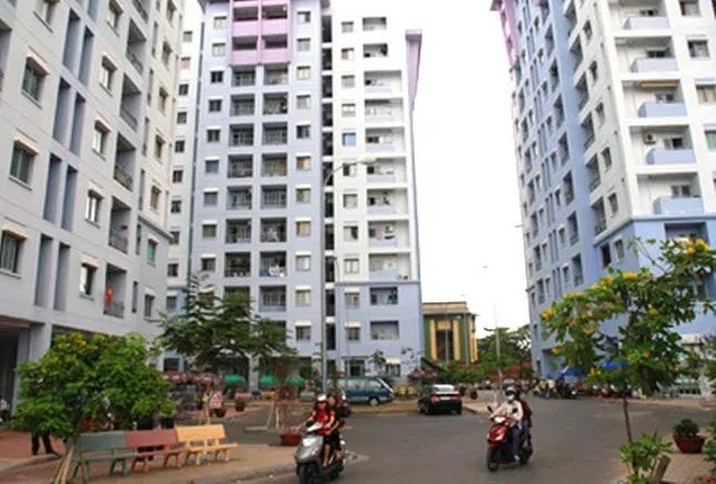 Không dùng tầng 1 nhà tái định cư để kinh doanh cho thuê