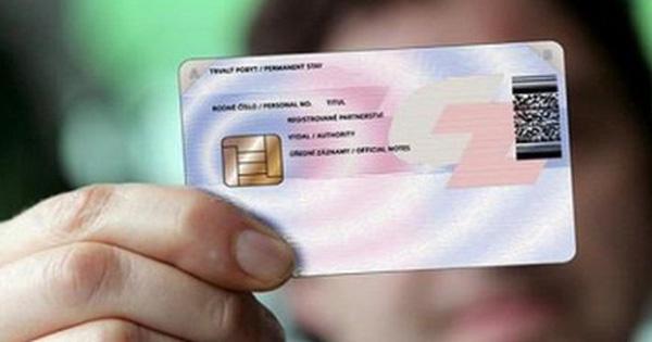 Thẻ căn cước công dân gắn chip