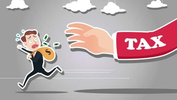 mức phạt hành vi trốn thuế