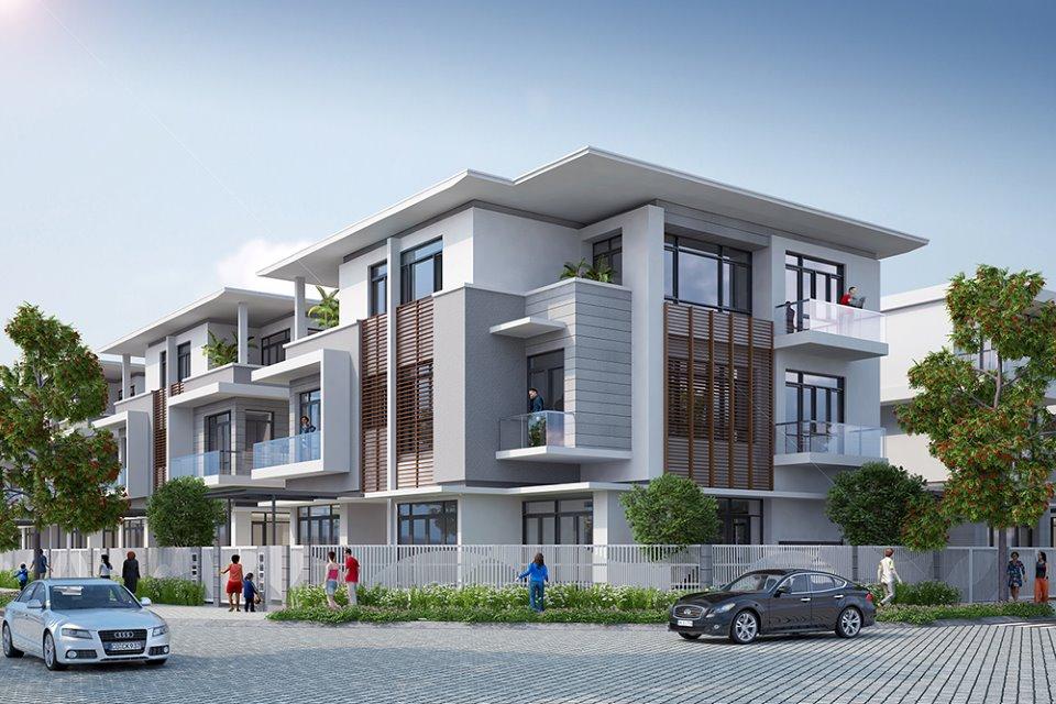 xay xung nha o - Điều kiện chuyển nhượng quyền sử dụng  đất trong dự án đầu tư xây dựng nhà để ở