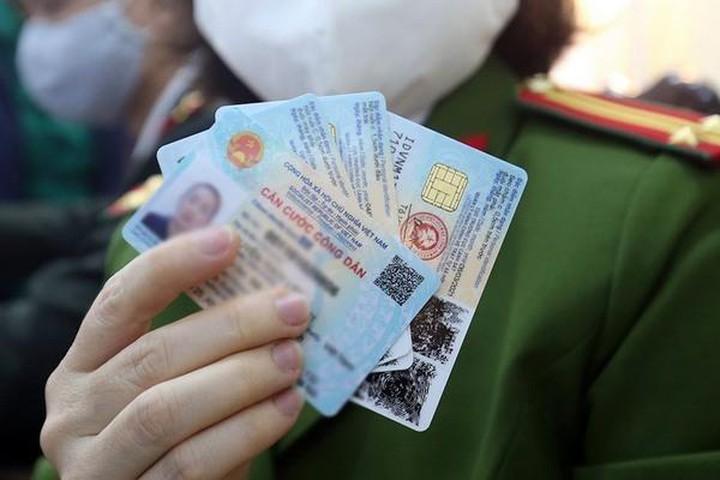 Những trường hợp thu hồi, tạm giữ thẻ Căn cước công dân